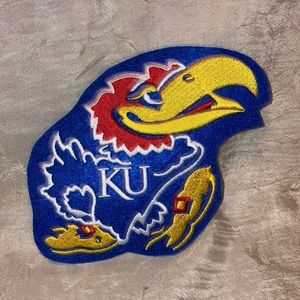 Accessories - KU EMBROIDERED IRON ON PATCH